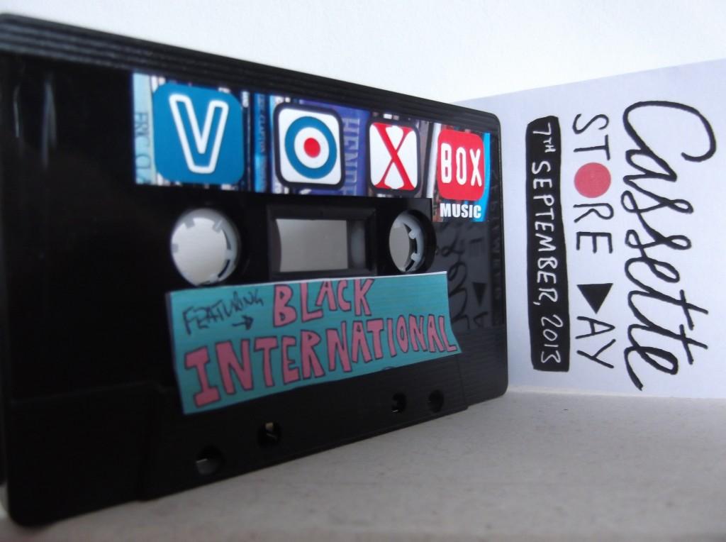 Cassette Store Day VoxBox