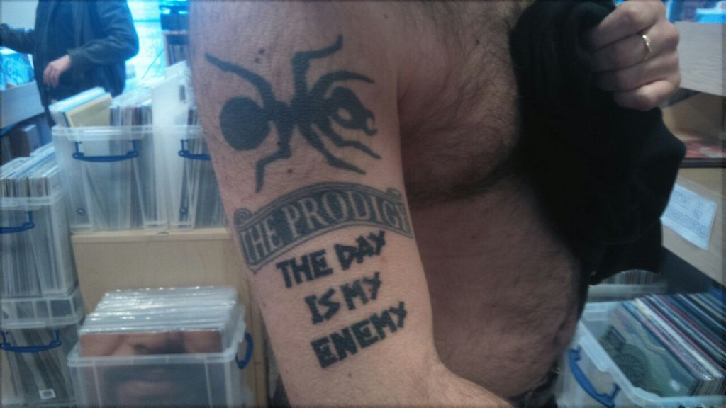Prodigy Tattoo